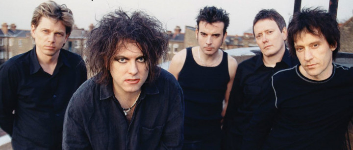 The Cure - Wallpaper 01