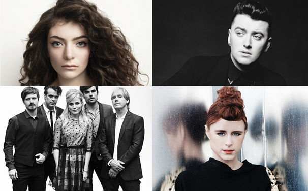 Lorde, Tippen und gewinnen: Wer bekommt den ECHO 2015 als Newcomer international?