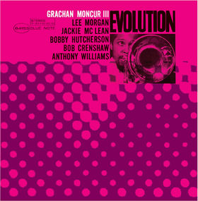 Grachan Moncur III, Evolution, 00602547173034