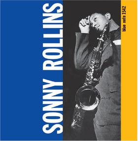Sonny Rollins, Volume 1, 00602547173058