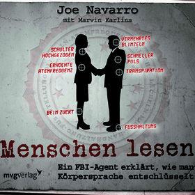 Various Artists, Joe Navarro: Menschen lesen, 09783868825756
