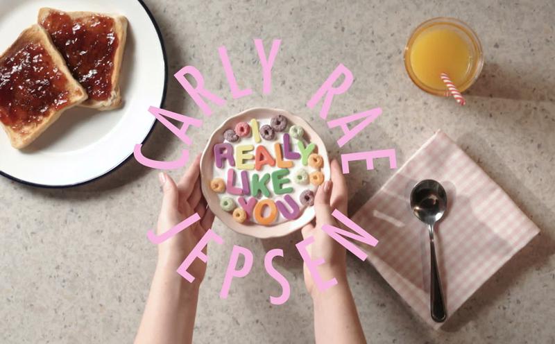 Carly Rae Jepsen, I Really Like You (Lyric Video)