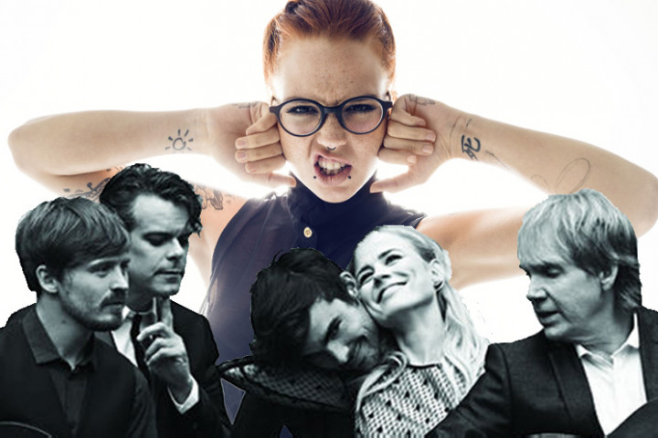 Stefanie Heinzmann - The Common Linnets - Echo 2015