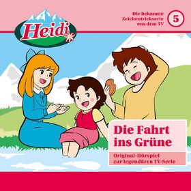 Heidi, 05: Die Fahrt ins Grüne, 00602547162076