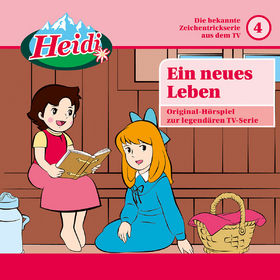 Heidi, 04: Ein neues Leben, 00602547162052