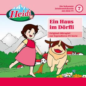 Heidi, 07: Ein Haus im Dörfli, 00602547162229