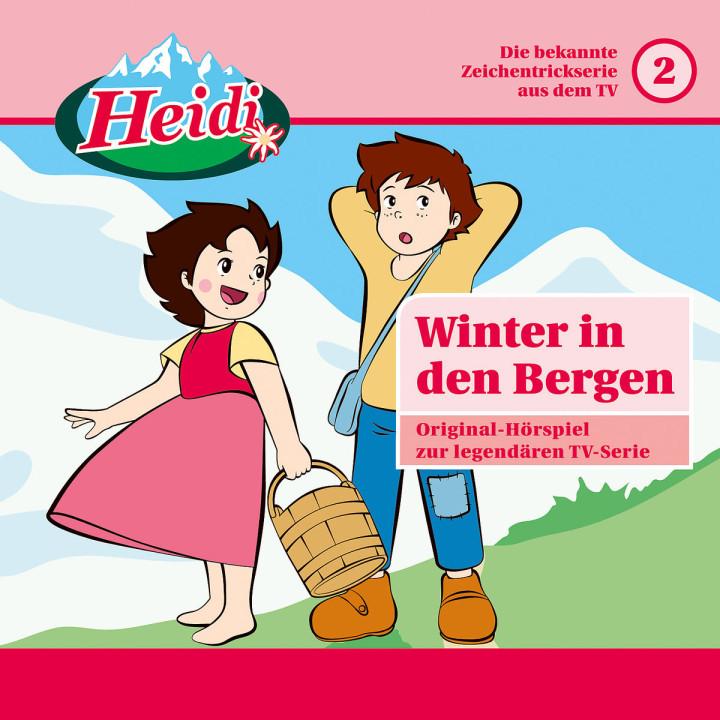 02: Winter in den Bergen