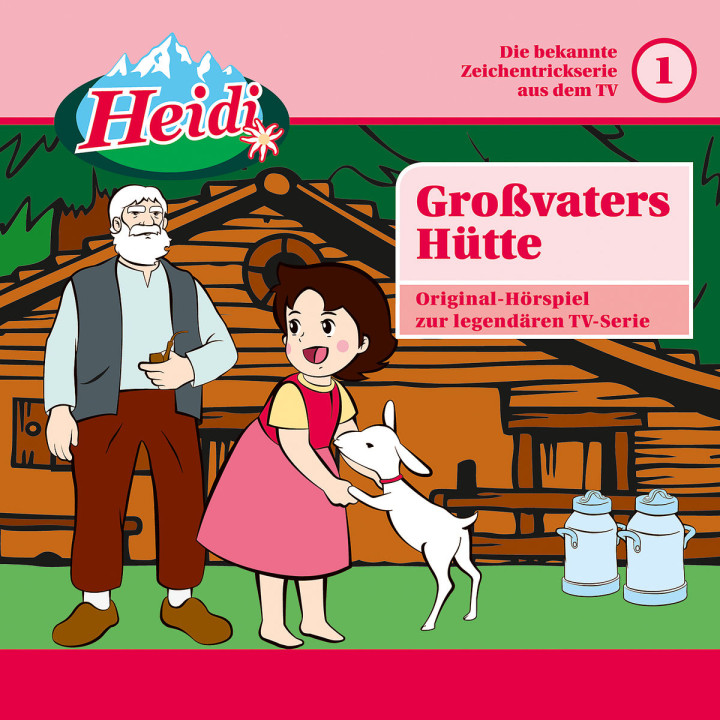 01: Großvaters Hütte
