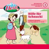 Heidi, 03: Hilfe für Schnucki, 00602547161994