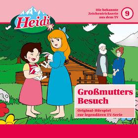Heidi, 09: Großmutters Besuch, 00602547162243