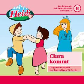 Heidi, 08: Clara kommt, 00602547162236