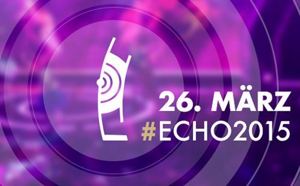 ECHO, ECHO 2015: Wir verlosen 1x2 Tickets für die ECHO-Verleihung am 26. März