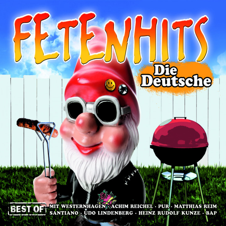 Fetenhits - Die Deutsche - Best Of