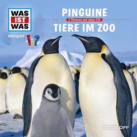 Was ist Was, 28: Pinguine / Tiere im Zoo, 09783788627287