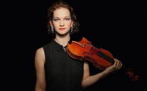 Hilary Hahn, Virtuose Violinkunst - Konzerte von Mozart & Vieuxtemps