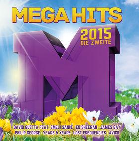 Megahits, MegaHits 2015 - Die Zweite, 00600753593219