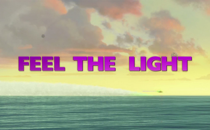 Feel The Light (Home - Ein smektakulärer Trip) (Lyric Video)