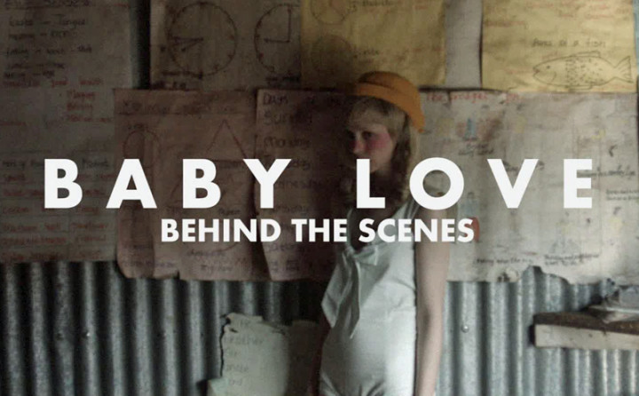 Baby Love (Making Of)