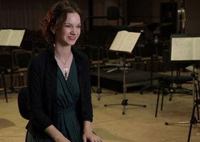 Hilary Hahn, Mozart No.5/ Vieuxtemps No.4 (Trailer)