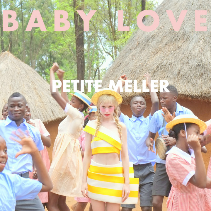 Petite Meller Cover Single Baby Love