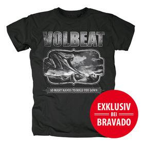 Volbeat, Hold You Down - Bravado Exclusive, 4049348634832