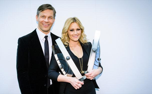 Helene Fischer, Fantastischer Erfolg für Universal Music Künstler beim ECHO 2015