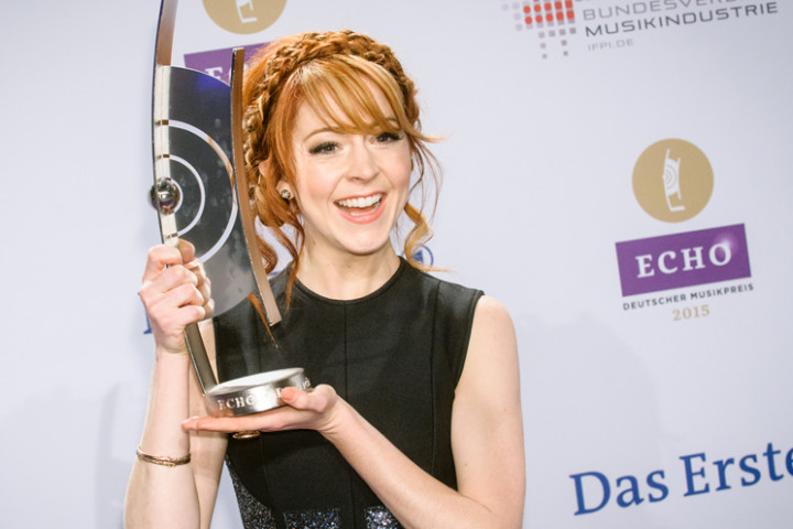 Lindsey Stirling ECHO 2015