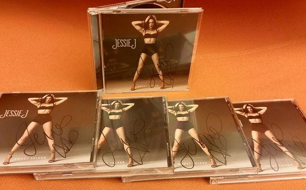 Jessie J, Happy birthday, Jessie J: Wir verlosen fünf signierte Sweet Talker Alben