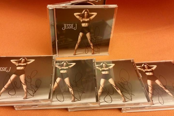Jessie J Gewinnspiel Foto