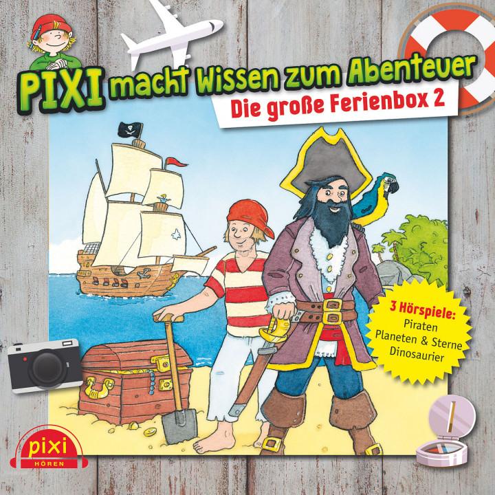 Pixi Wissen: Die große Ferienbox 2