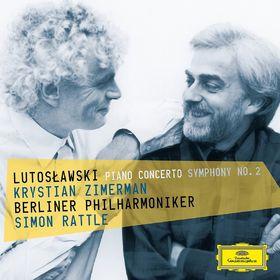 Krystian Zimerman, Zimerman - Lutoslawski: Klavierkonzert & Symphonie Nr.2, 00028947945185