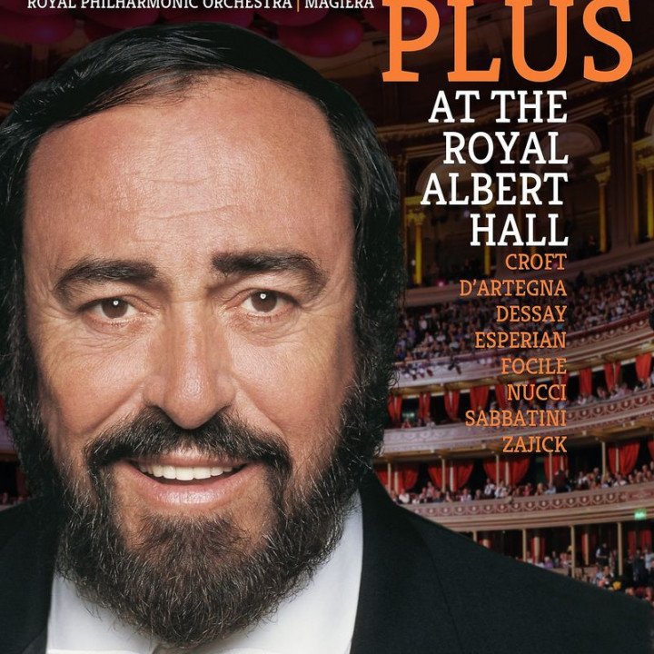 Pavarotti Plus - Live from the Royal Albert Hall