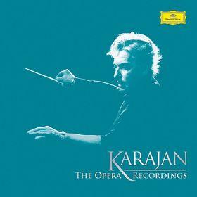 Herbert von Karajan, Herbert von Karajan - The Opera Recordings, 00028947946403