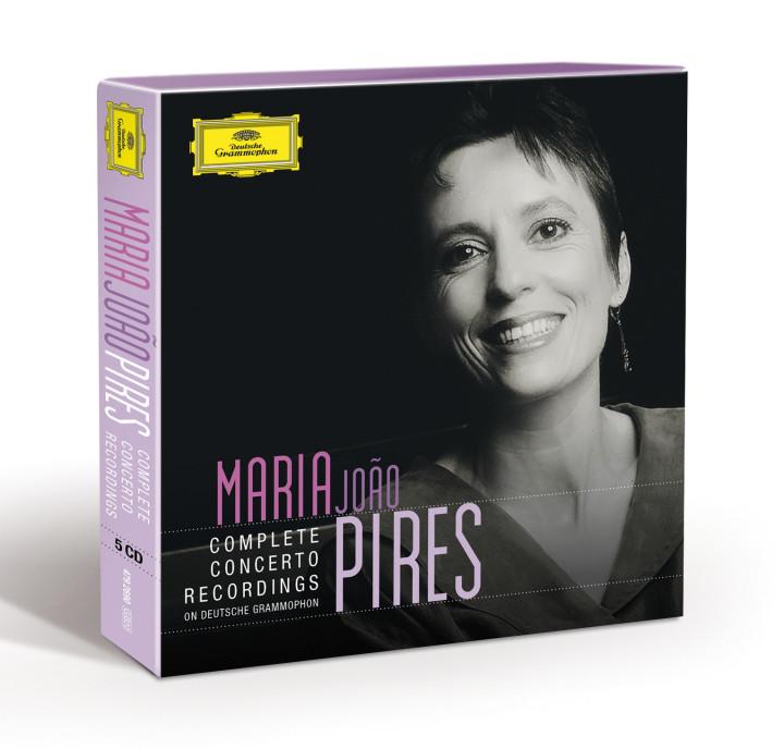 Maria Joao Pires Complete DG Concerto