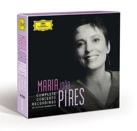 Maria Joao Pires, Maria Joao Pires - Complete Concerto Recordings On Deutsche Grammophon, 00028947943709