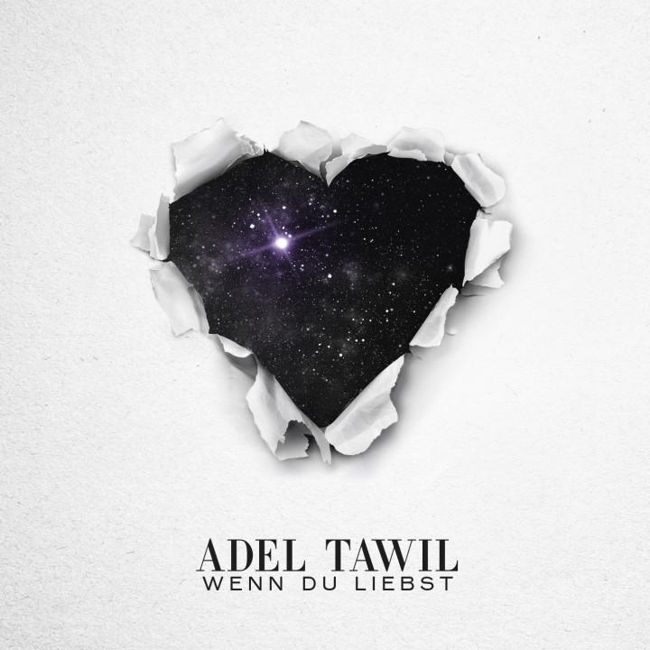 "Adel Tawil Single Cover  ""Wenn du liebst"""
