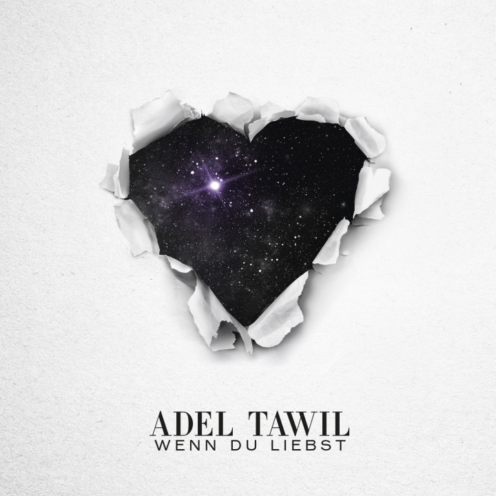 "Adel Tawil Single Cover  ""Wenn du liebst"""