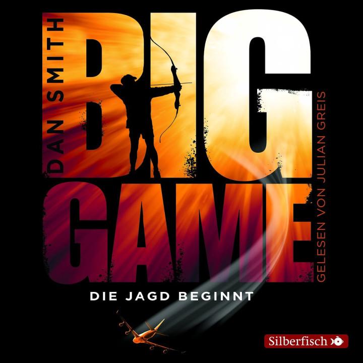 Dan Smith: Big Game - Die Jagd beginnt