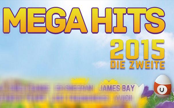 Megahits, Mit Megahits 2015 – Die Zweite Ostern feiern und fantastische Preise gewinnen