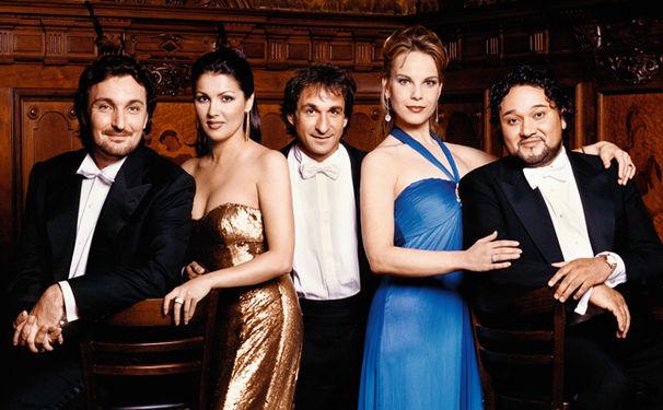 Elina Garanca, Die Operngala der Stars aus Baden-Baden mit Anna Netrebko und Elina Garanča