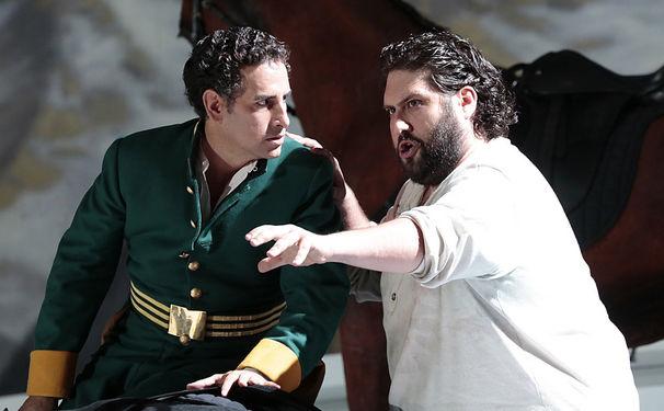Juan Diego Flórez, Freiheit & Liebe - Rossinis Oper Guillaume Tell auf Blu-ray und DVD