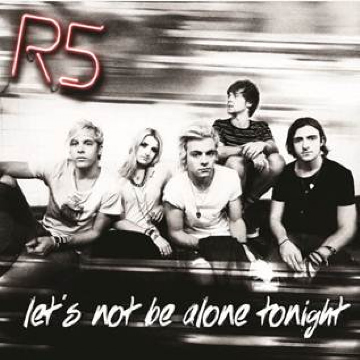 R5 Lets not be alone tonight cover