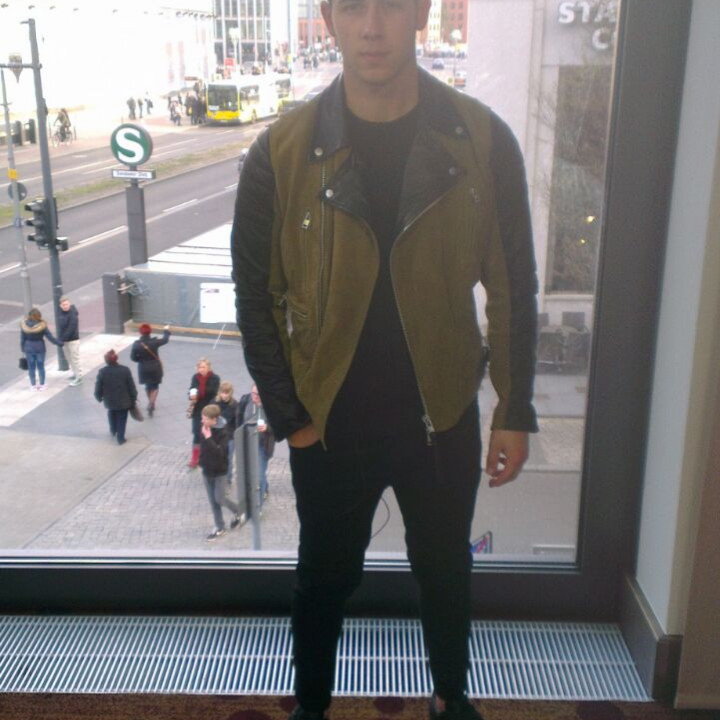 Nick Jonas beim Close Up in Berlin 3