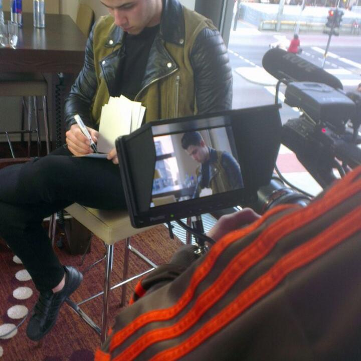 Nick Jonas beim Close Up in Berlin 5