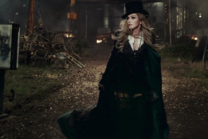 Madonna Ghosttown Video