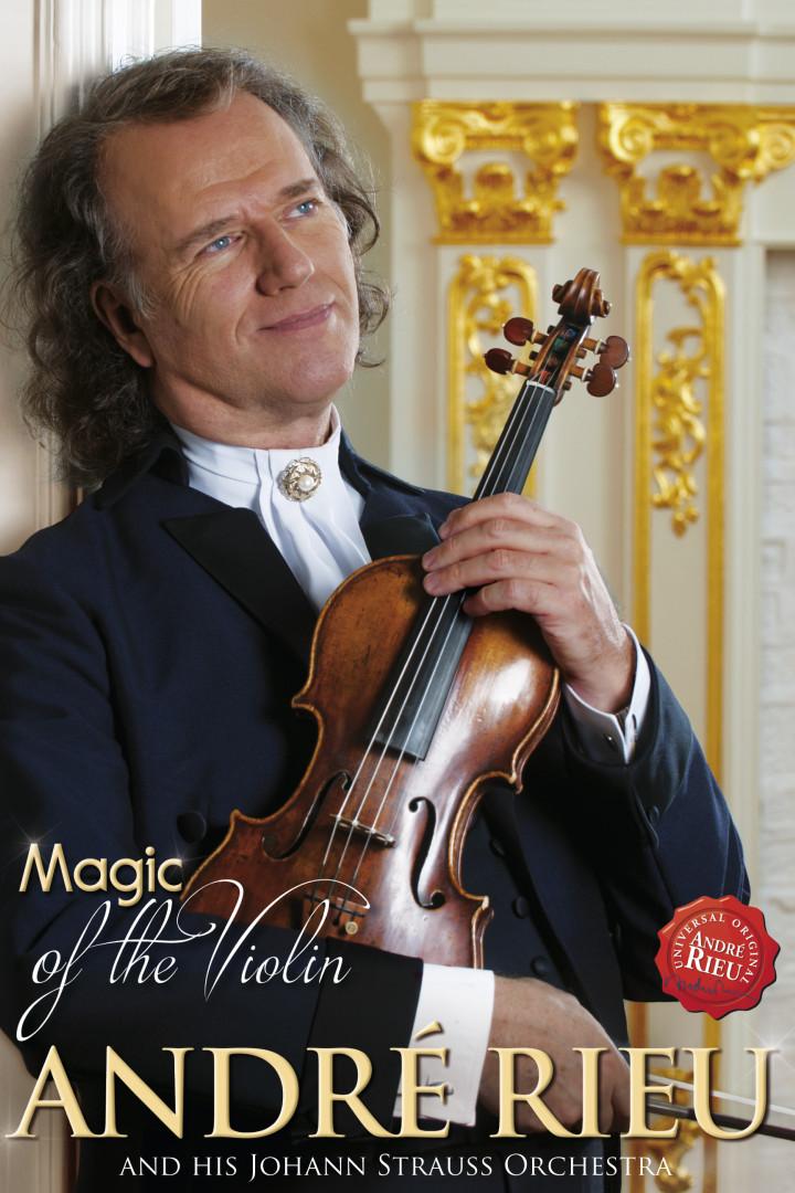 "André Rieu DVD ""Magic Of The Violin"""