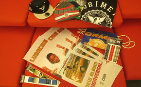 Ludacris, Gewinnspiel online: Sichert euch eins der drei Grimey Pakete inklusive Ludacris Poster zum neuen Album Ludaversal