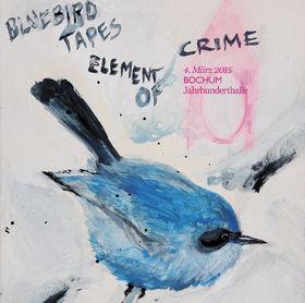 Element Of Crime, Bluebird Tapes: Bochum, 00602547313508