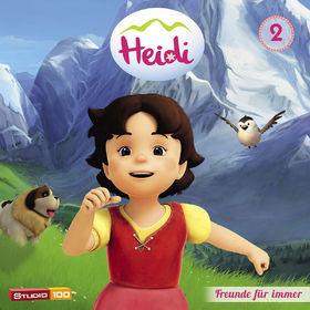 Heidi, 02: Freunde für immer u.a. (CGI), 00600753608562