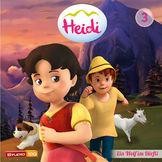 Heidi, 03: Ein Wolf im Dörfli u.a. (CGI), 00600753608609
